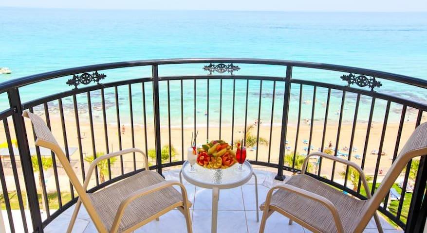 Sea view room Protaras Beach
