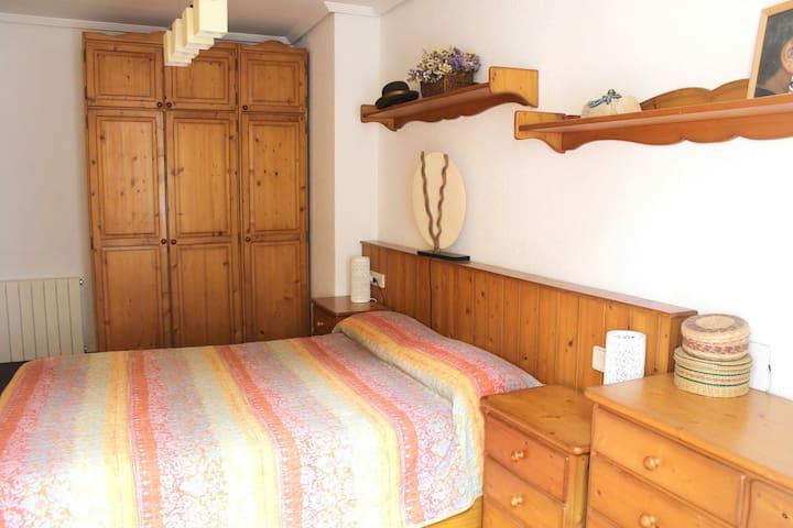 Arkupe 2.  2 habitaciones en el centro de Ordizia.