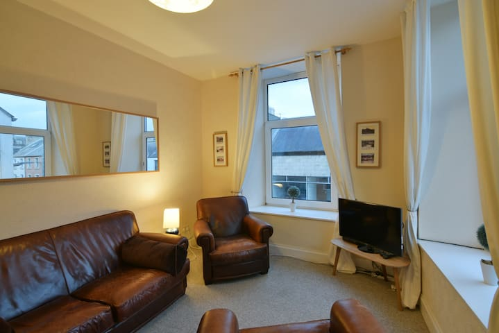 Town Centre Flat, Hawick