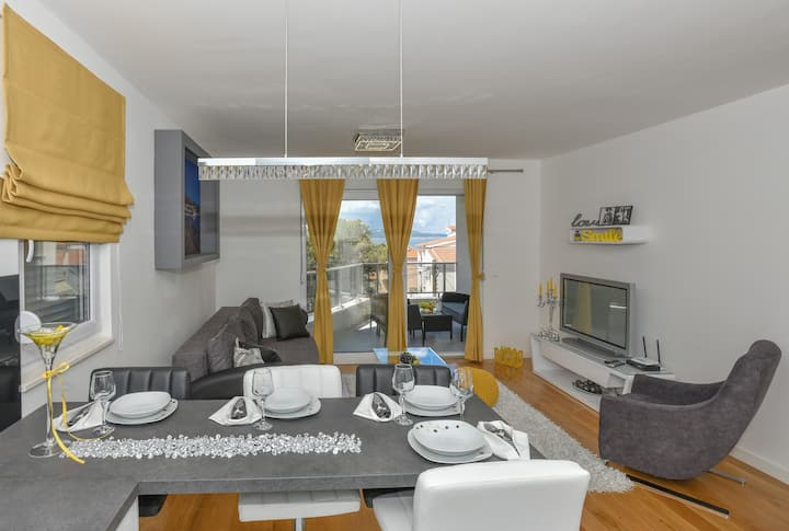 Apartment Đaninovica I Makarska