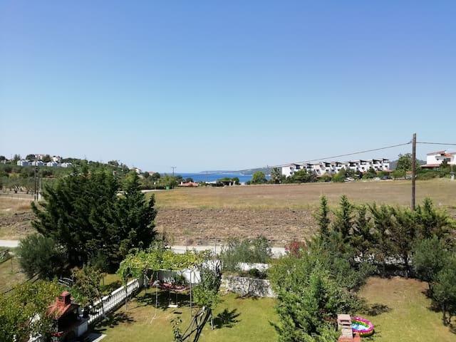 ENJOY THE SUN  - THE MOON AND THE  SEA !!!