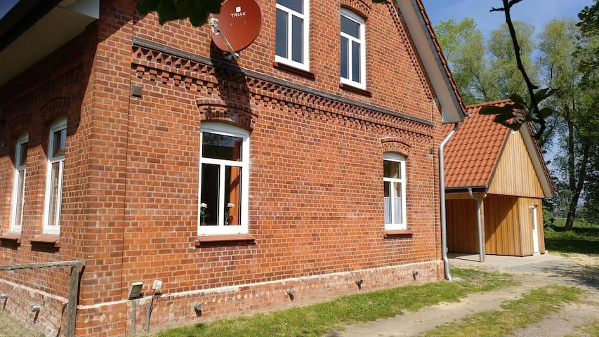 Norddeutschland zwischen Cuxhaven und Bremen