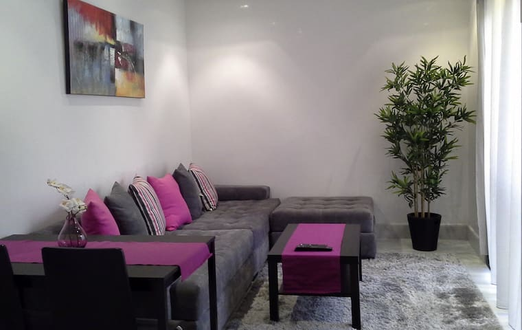 Lovely Furnished Apartment -B.New @ Maarif/Ghandi
