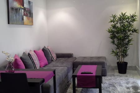 Lovely Furnished Apartment -B.New @ Maarif/Ghandi - カサブランカ - アパート