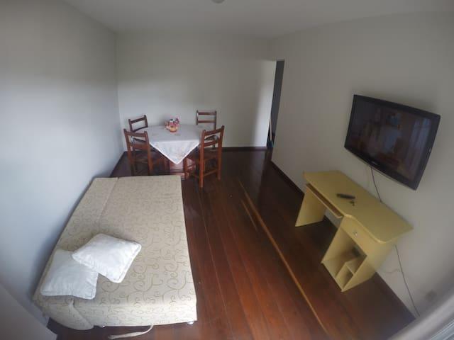 Apto para Temporada em São Lourenço _ MG - São Lourenço - Apartament