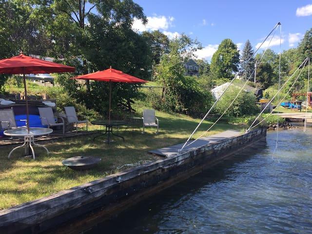 Canandaigua Lake House - Summer/Winter Rental