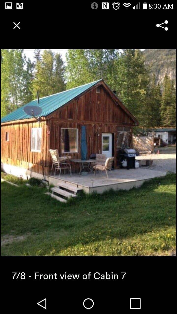 Cozy Rustic Family Cabin # 7