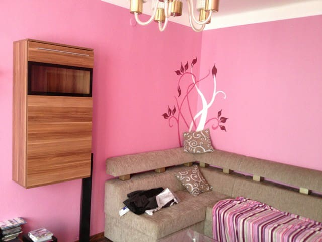 Flat with 2 rooms, apartman - Rimavská Sobota - Apartament
