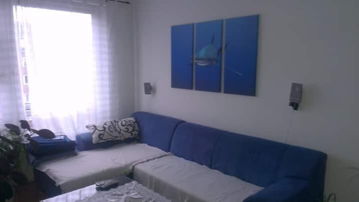 Moderne Wohnung mit maritimen flair, Zentrumsnah