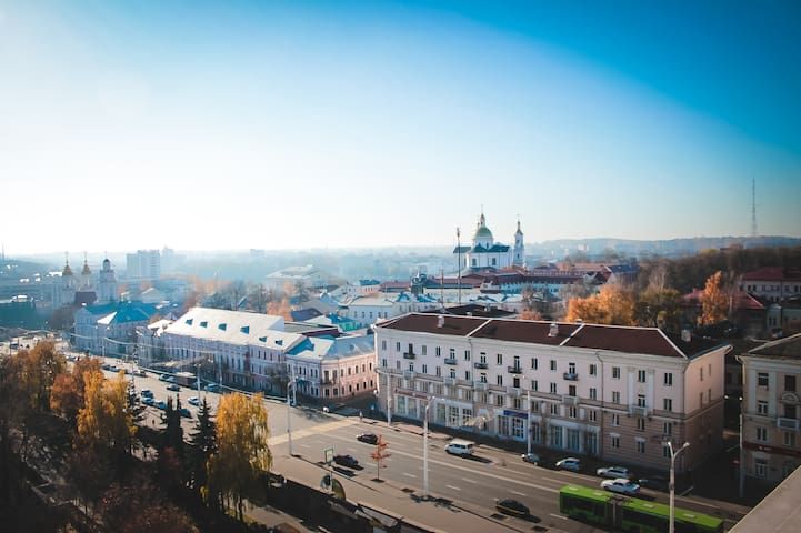 Центр города ул.Ленина 53 - Viciebsk