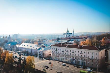 Центр города ул.Ленина 53 - Viciebsk - 獨棟