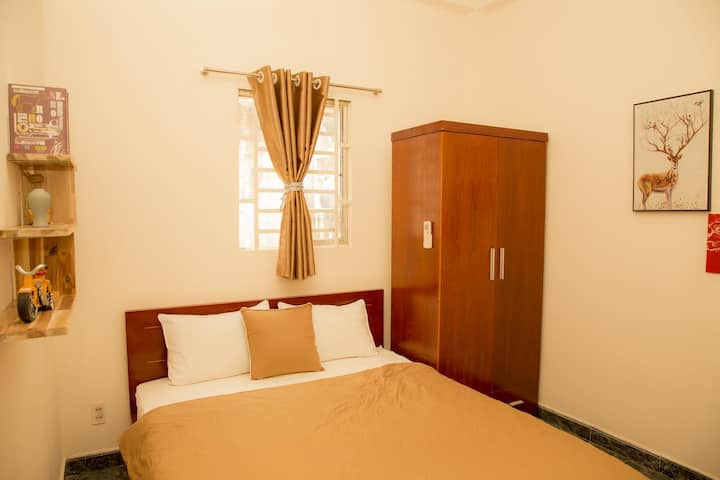 Private room in Bui Vien Miss Home