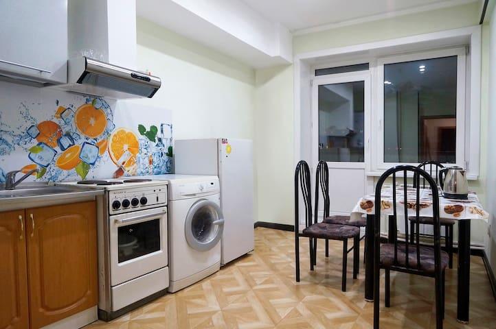 Квартира на ул. Цивилева, 34-2х