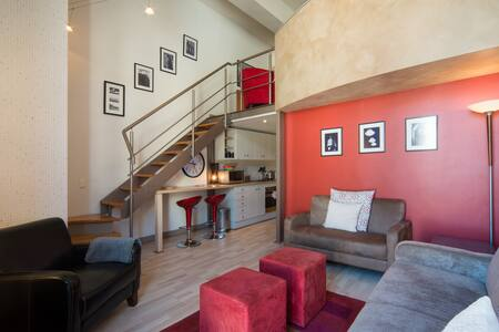 Iconic Art Deco 1 BDR Loft - Cape Town - Apartmen