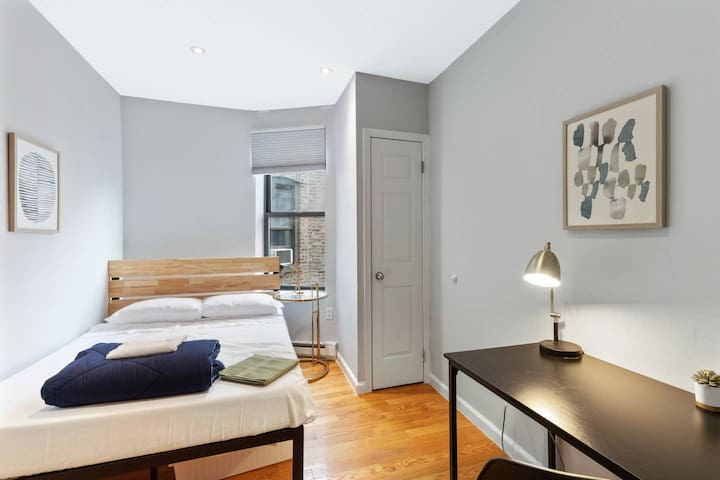 Amazing private room/Central park/New apartment