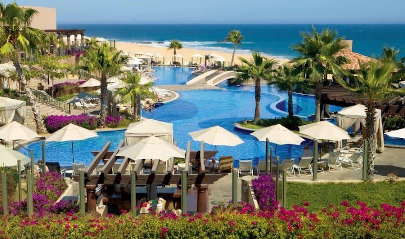 PUEBLO BONITO SUNSET BEACH!! 2JR AV - Cabo San Lucas - Apartemen