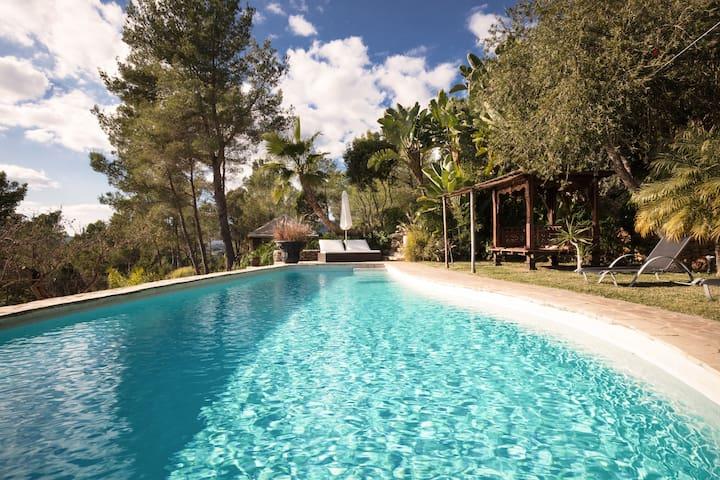 Ibiza luxury villa Sun Door - CanMiquel