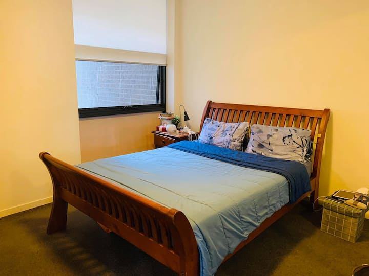 Very cheap and comfortable a private room