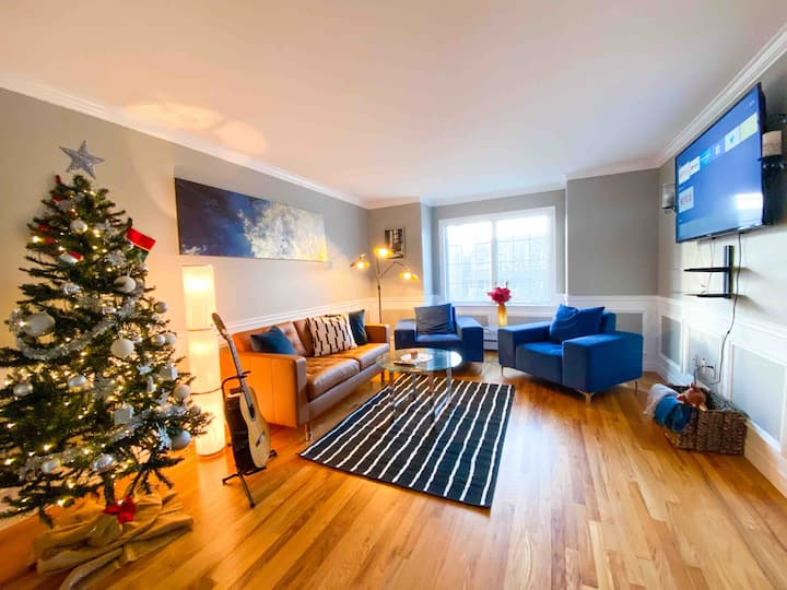 Getaway Home - 10 mins away from Downtown Halifax