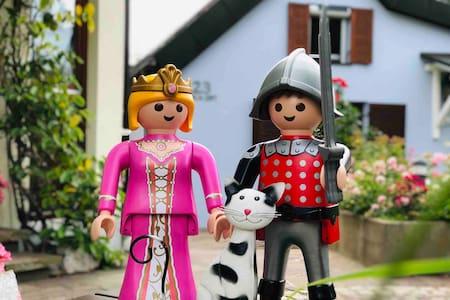 Cozy Casa Loft Ferienhaus Playmobil Zirndorf Messe
