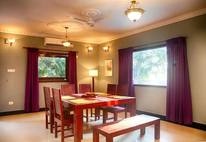 3 Bhk Villa with Private pool near Vagator - Assagao - Villa