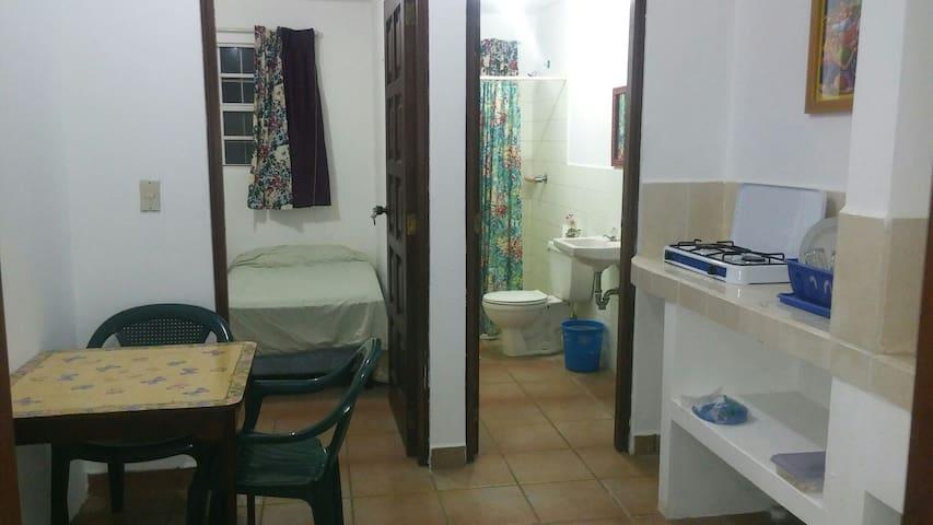 Apartamento Completo - Манагуа - Квартира