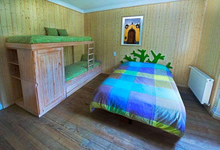 Bed&Breakfast, El Ambigú Familiar
