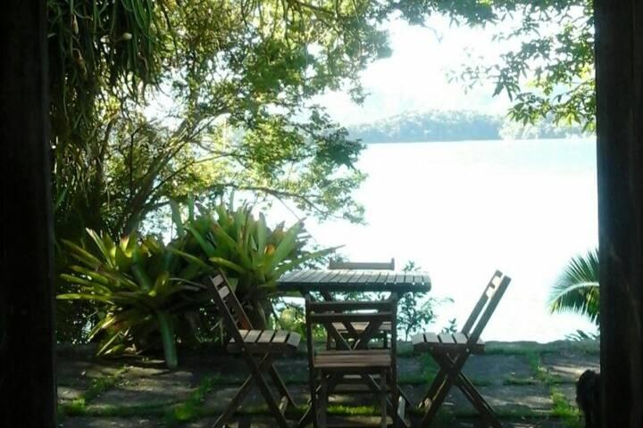 Casa na Costeira de Paraty Mirim
