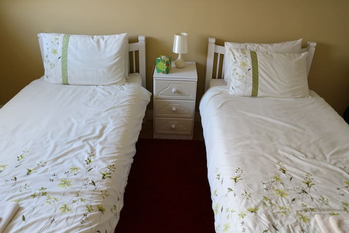 Idyllic farmhouse guestroom near River Boyne - Meath - Дом