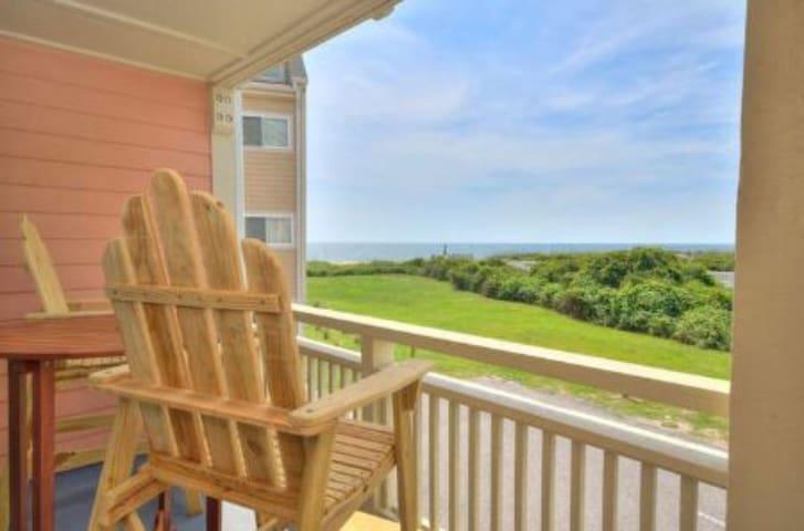 Oak Island Beach Villa 1501-BEACH & POOL