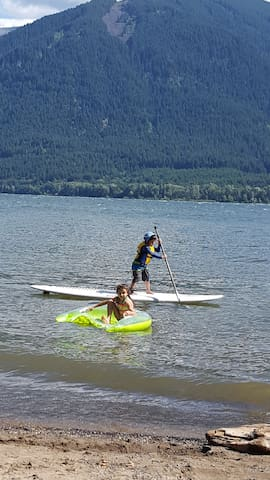 All kinds of water sports. Minutes from the Columbia River.