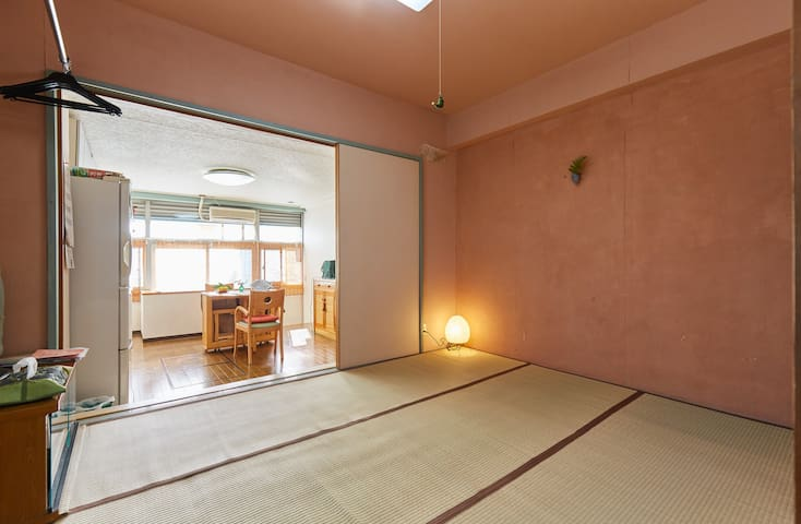3min walk from Station Gundam town - Suginamiーku - Apartamento