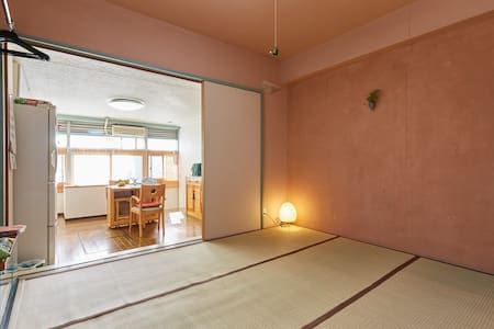 3min walk from Station Gundam town - Suginamiーku - Apartmen