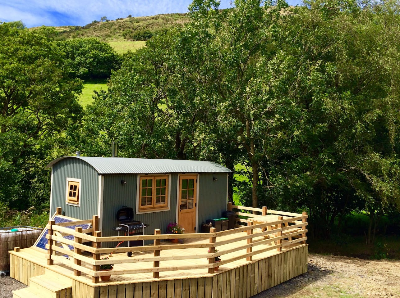 Cut Béch - Shepherd's Hut