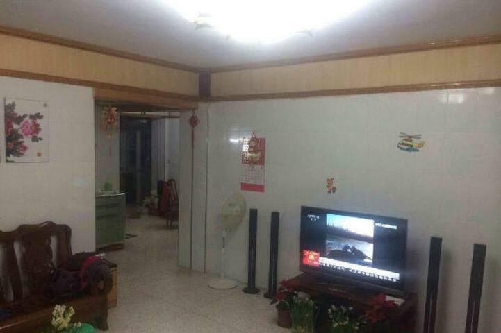 The private apartment / all furniture