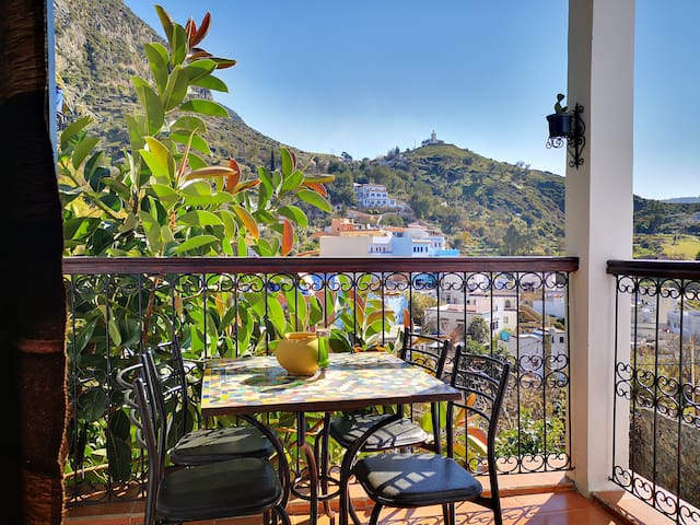 Appartement with the panoramic view (Dar Rahmouni)