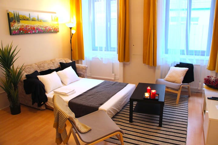 Cosy Apartment next to City Center (7 min by feet) - Vienna - Lejlighed