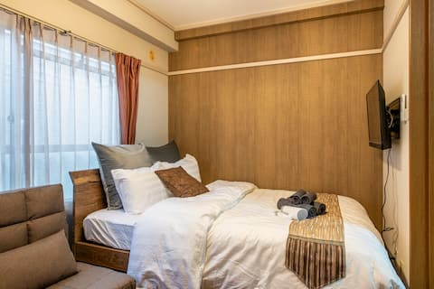 ◆Free WIFI◆Near Shinjuku! Lovely room  I7