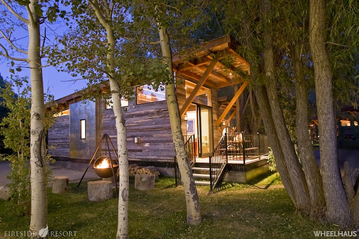 Ski/Summer Cabin in Heart of Tetons