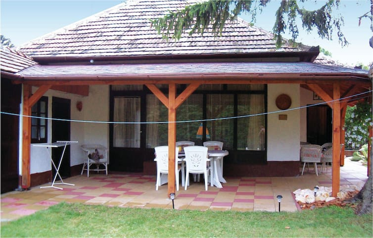 Holiday cottage with 2 bedrooms on 95 m² in Balatonmáriafürdö