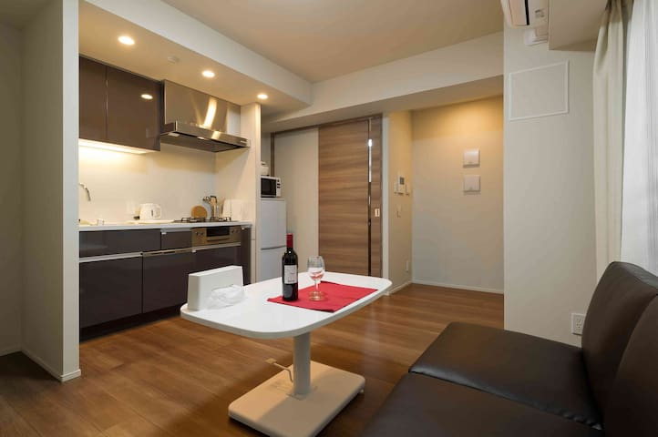 HIZ HOTEL Ginza MAX3 Luxury Apartment Hotel 703
