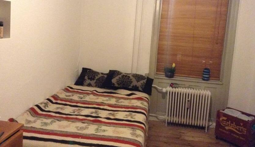 Cozy apartment in Østerbro