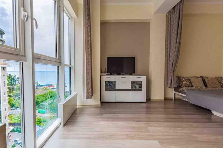 Квартира на берегу моря апартаменты в барселоне на берегу моря
