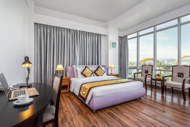 Danang Riverside Hotel - Double room