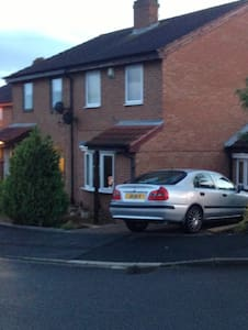 Beautiful House with Large Double Room to Let! - Stockton-on-Tees