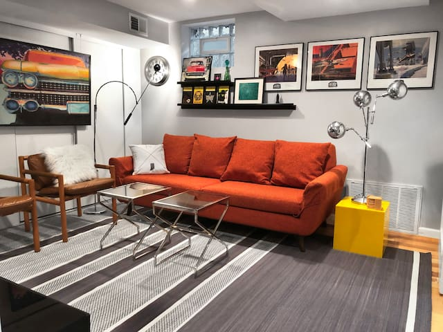 Blue Ridge Basement Suite - Clean and Sanitary