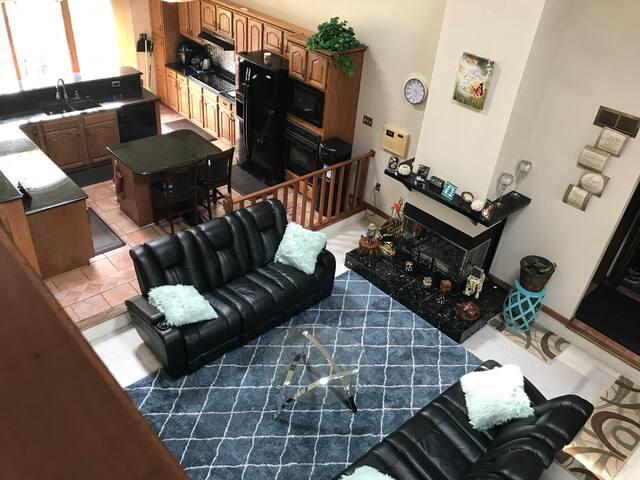 Milcah's Westside guest room