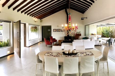 Casa Finca cerca al aeropuerto José María Córdoba