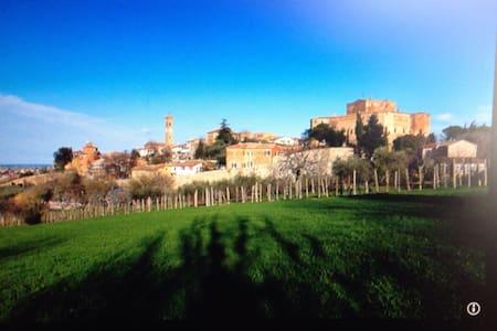 Deliziosa Mansarda - Santarcangelo di Romagna