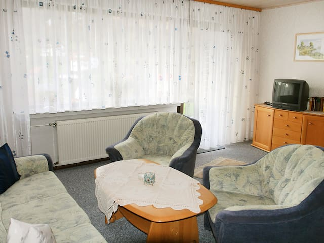 2-room apartment 54 m² Bartmann for 2 persons in Beerfelden - Beerfelden - アパート
